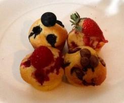 4-Way Mini Muffins . . . HOWEZAT!
