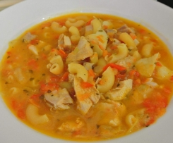 Carrabbas Sicilian Chicken Soup