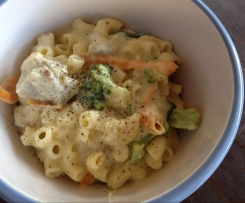 Creamy Chicken Macaroni