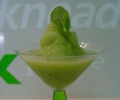 Cucumber Mint Granita