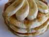 The best gluten free banana pancakes