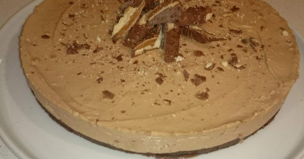 Super Twix Baileys Cheesecake By Consultant Kris A Thermomix Sup Funny Birthday Cards Online Inifofree Goldxyz