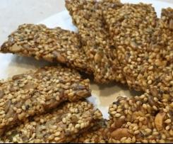 Seed Crackers Lchf, Veg, Gf