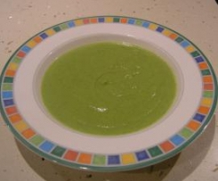 Cauli-Broc Soup