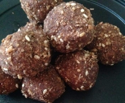 Cherry Ripe Bliss Balls