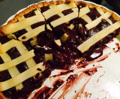 Choc-Cherry Pie
