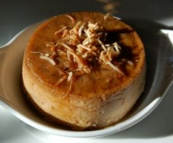 Wattalapam- Spiced Coconut Pudding