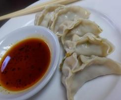 Steamed Chinese Pork Dumplings