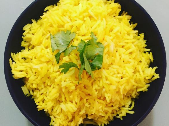 Saffron Rice By Thermanmerman A Thermomix Sup Sup Recipe In The Category Pasta Rice Dishes On Www Recipecommunity Com Au The Thermomix Sup Sup Community
