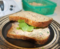 Uncle Tonys Tuna spread