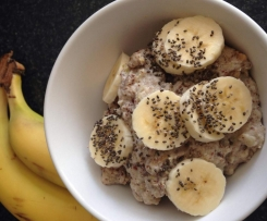 LSA dairy free Porridge