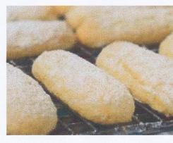 Mumma's Coconut Fingers
