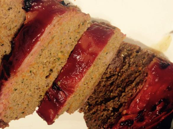 Meatloaf based on pete evans my meatloaf from his family food thumbnail image 2 thumbnail image 1 forumfinder Images