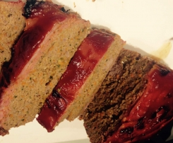 "Meatloaf (based on Pete Evans ""My Meatloaf"" from his Family Food Paleo cookbook)"