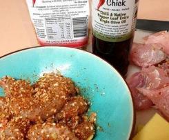 Amazing Spicy Prawn And Barramundi Saute