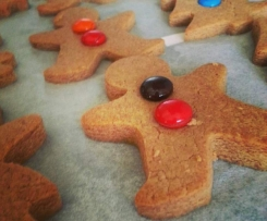 Eggless Gingerbread Peeps