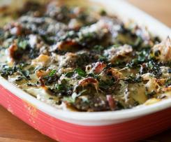 Potato and Rosemary Gratin (Clone from River Cottage Australia).