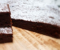 Date Brownies (sugarfree, gluten free)