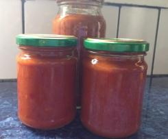 Spicy Tomato & Capsicum Relish