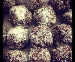 Nutty cacao bliss balls