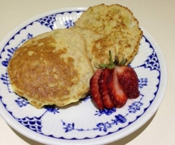 Paleo Apple Pancakes