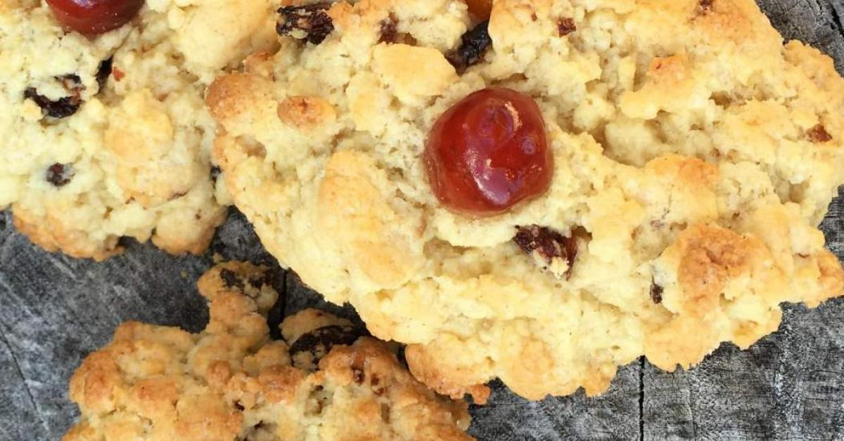 Rock Cakes Thermomix