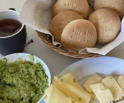 Pan Amasado - Chilean Bread Rolls