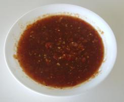 Sweet Chilli Relish / Jam