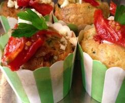 Mediterranean Muffin
