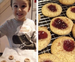 Kids Favourite Jam Biscuits