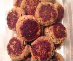 MEAT/VEG BALLS for the kids