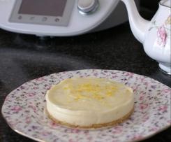 Quick, simple, tasty  lemon cheese cake