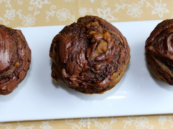 Nutella Lava Muffins By Monicaih A Thermomix Sup Sup Recipe In