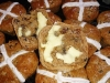 Gluten-Free Traditional Spiced Fruit Buns