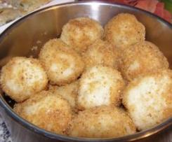 Croatian Plum Dumplings ~ Knedle s Sljivama