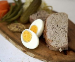 Leberkäse - German Meat Loaf Smallgoods - Paleo, GAPS, Grain/Gluten Free