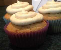 Chai Buttercream Icing