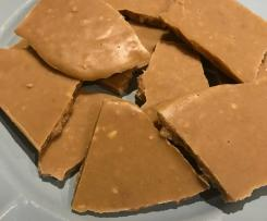 Peanut Butter Bark (Protein Bar)