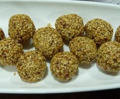 Organic Fruit Balls