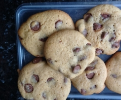 Clone of Cadbury Chocolate Chip Cookies