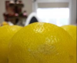 Raw Vegan Lemon Curd