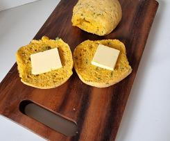 Low Carb Gluten Free Cheese Scones-