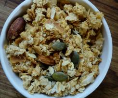 Fruit Free Low Sugar Muesli