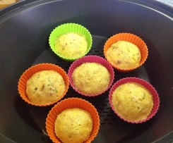 Steamed Mini Egg Cakes (Quiche - no base)
