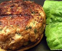 Garlic & Parsley Burgers