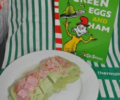 "KIDS HIDDEN HEALTH: PALEO ""GREEN EGGS AND HAM"""