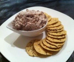 Nutty Olive Dip