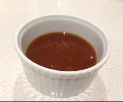 Simple Sweet & Sour Dipping Sauce