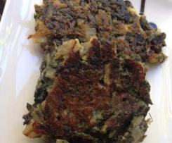 Argentinean Spinach Croquettes (Gluten Free)