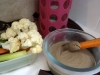 Silky Chicken and Apple Pate with Dippers - Back to School Lunchbox Snack